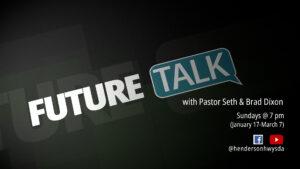 future talk promo